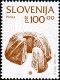 1993. Source: Pošta Slovenije