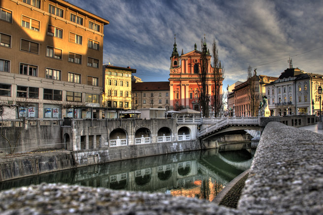 Ljubljana, a challenge to pronounce. Source: Shutterstock