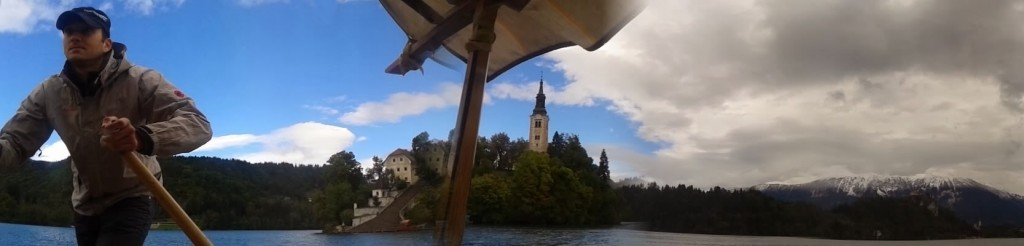 Panorama Bled