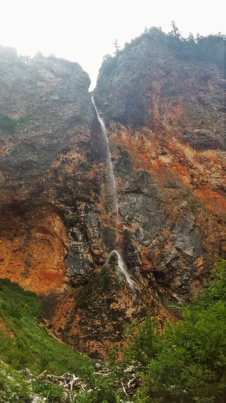 Rinka waterfall. Source: Ivana Bole
