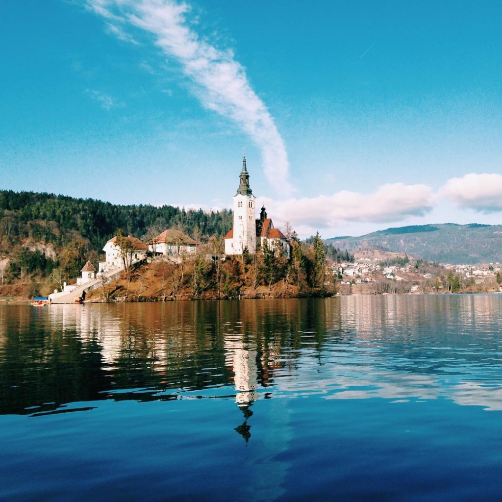 Bled island. Author: Alex Durham