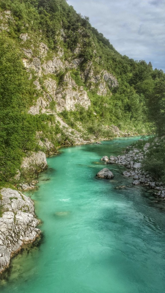 The Emerald river. Source: Ivana Bole