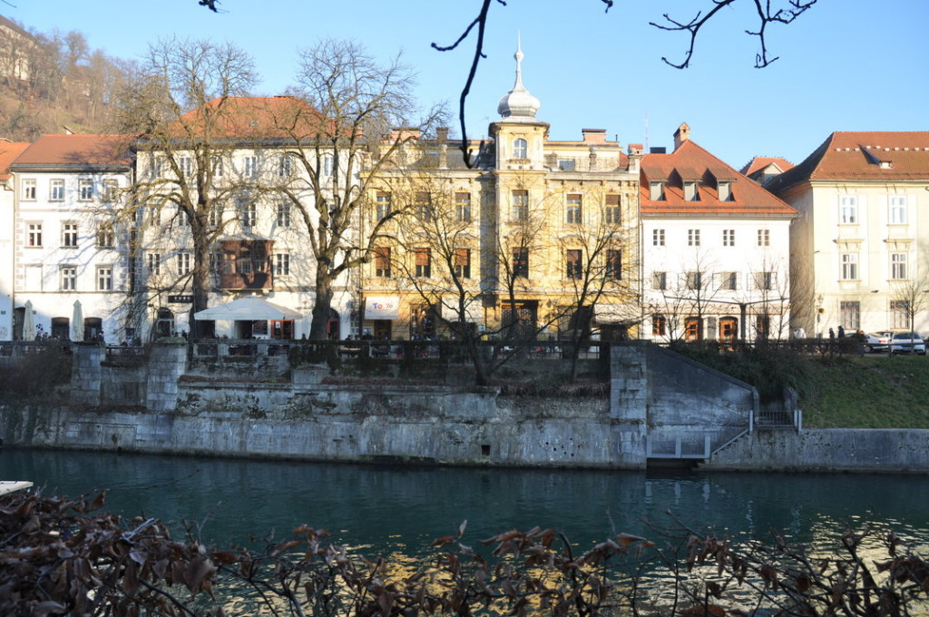 Ljubljanica river. Author: Alex Durham