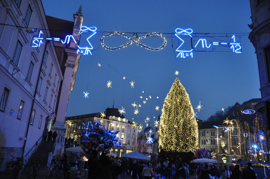 Festive Ljubljana. Author: Alex Durham