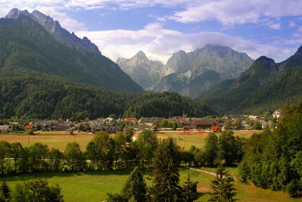 Kranjska gora. Source: Shutterstock