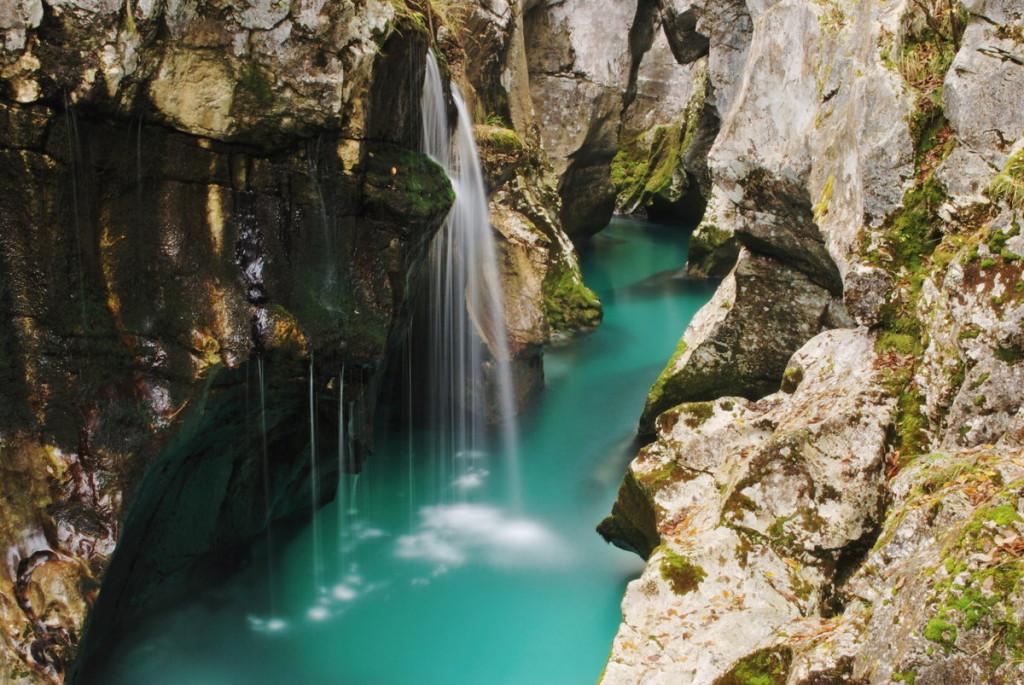 Soča Gorge. Source: Shutterstock