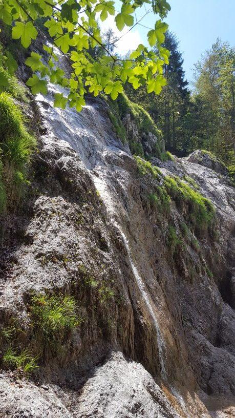 Cascades of Palenk waterfall. Author: Ivana Bole