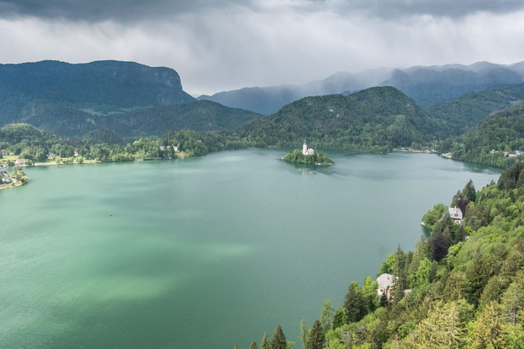 Lake Bled. Author: Neale Bertram