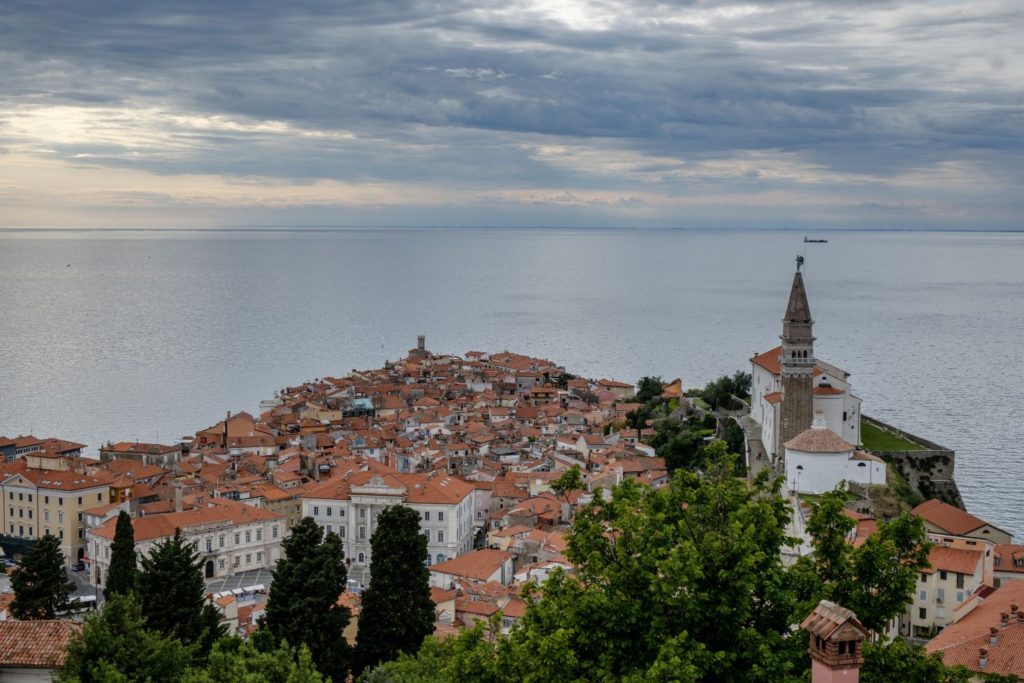 Piran. Author: Neale Bertram