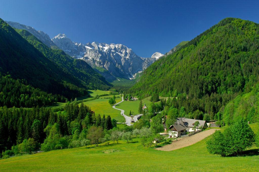 Logarska dolina. Source: Shutterstock