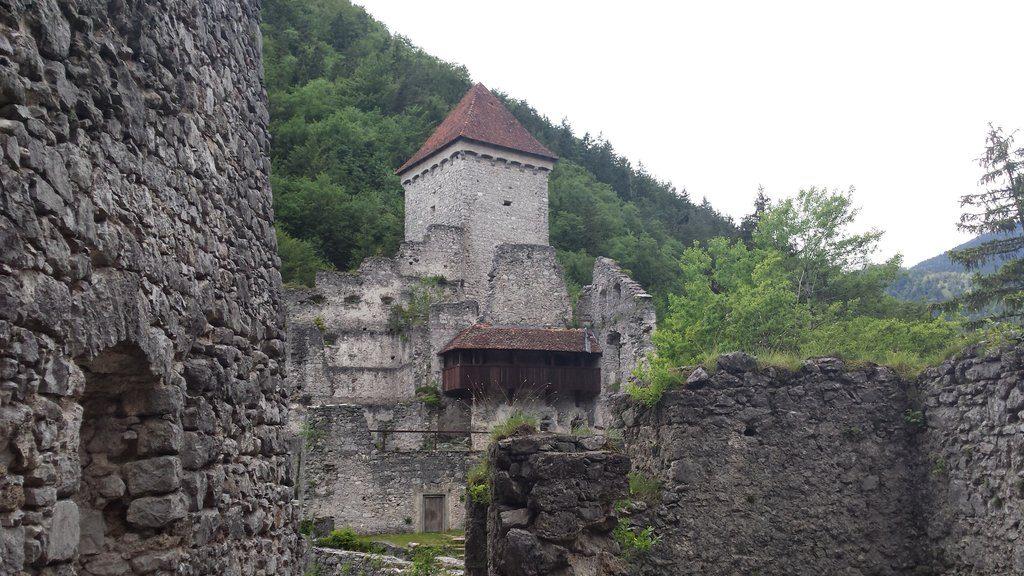 Kamen castle ruins. Author: Ivana Bole