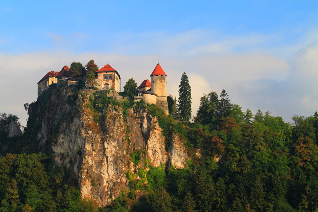 Bled castle. Source: Shutterstock