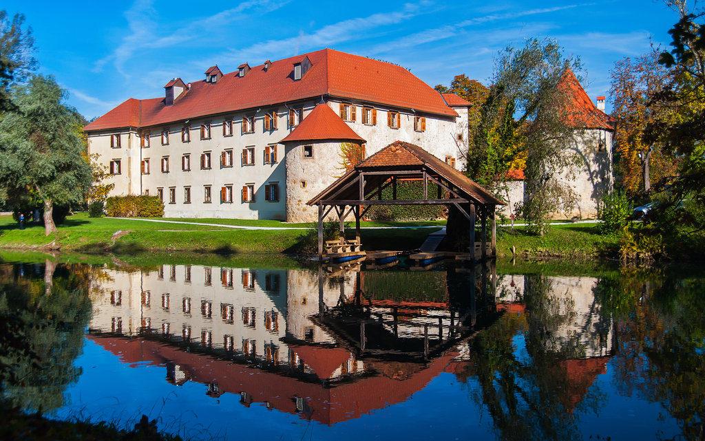 Otočec castle. Source: Shutterstock