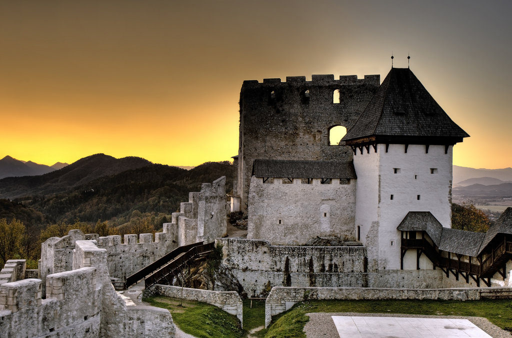 Stari grad Celje. Source: Shutterstock