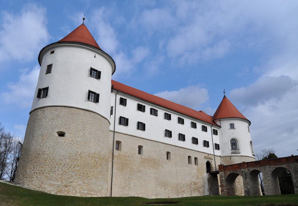 Mokrice castle. Source: Shutterstock