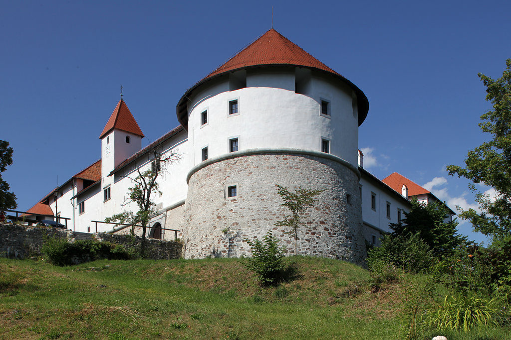 Turjak castle. Author: Aleš Fevžer. Source: Turizem Ljubljana