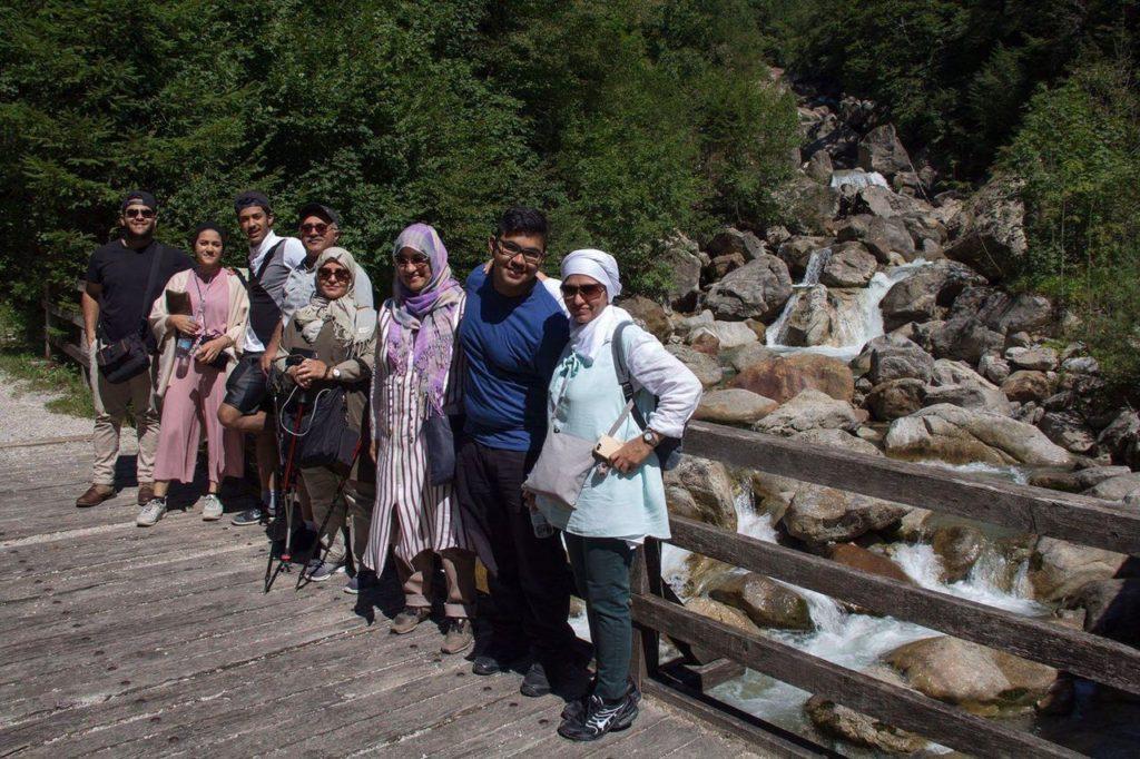 The Alsaadi Family. Source: dr. Rashid Alsaadi