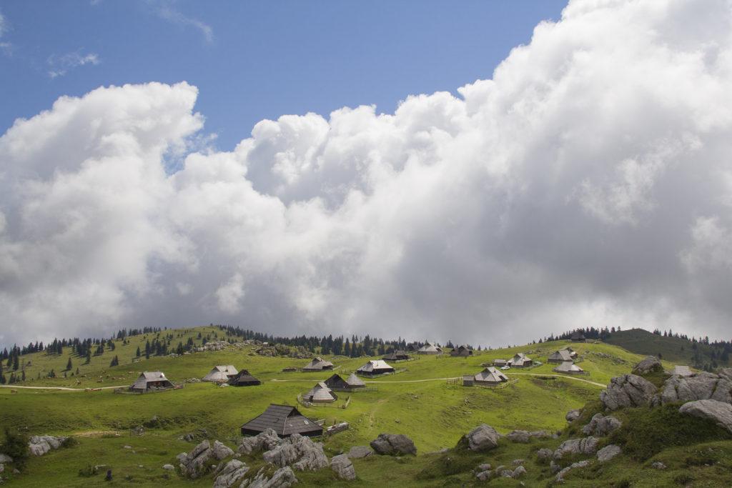 Velika planina. Source: dr. Rashid AlSaadi
